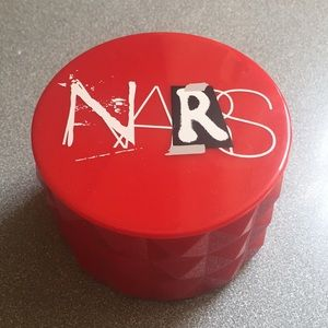 Nars Makeup Red Plastic Box